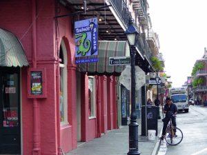 Toulouse Street Nouvelle Orléans