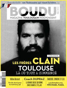 Boudu Couv Clain