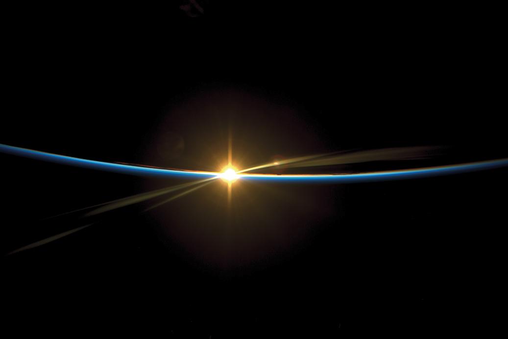 Espace astronaute pesquet france terre