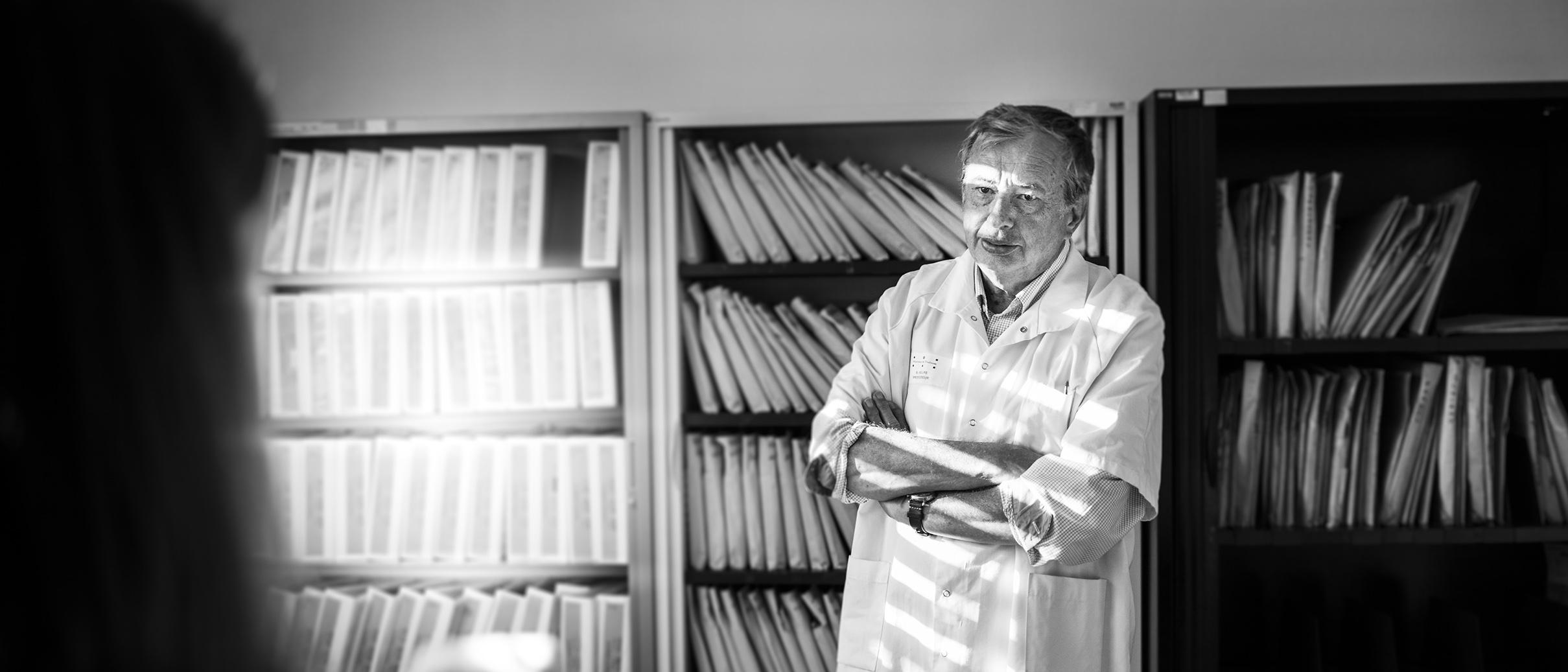 Bruno Vellas gérontologie gérontopole Alzheimer Toulouse