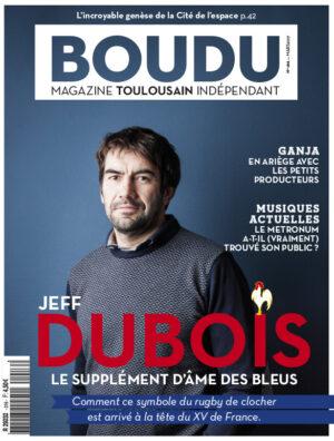 couverture magazine boudu