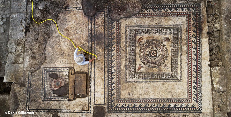 uzes archeologie antiquite fouilles