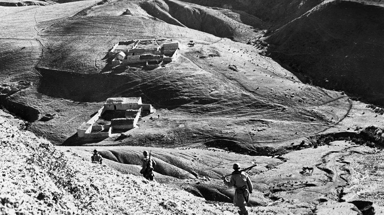 estève denis algérie guerre