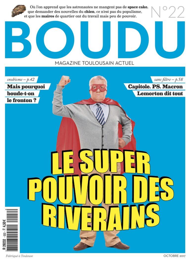 Boudu Toulouse Riverains