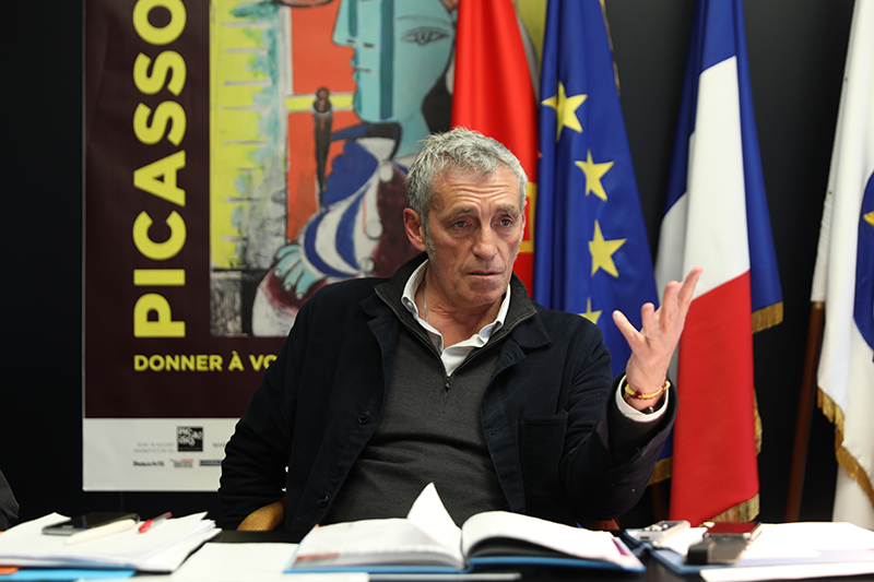 Philippe Saurel Montpellier