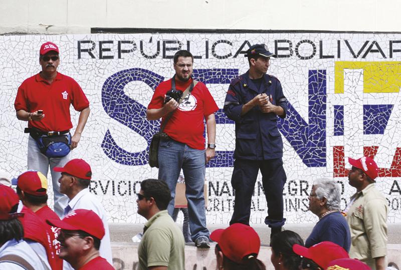 Chavez Toulouse Vénézuela