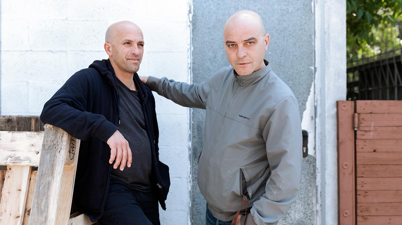 Mouss, Hakim et Nougaro