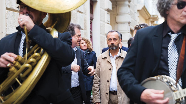 Robert Ménard Béziers