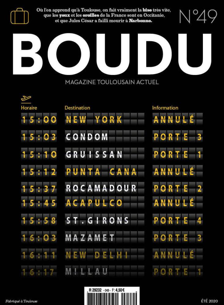boudu magazine couv 49