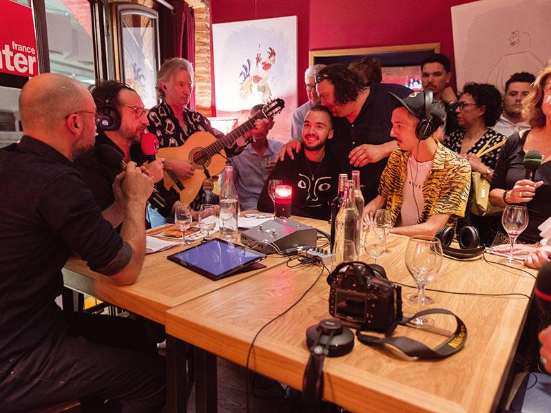 Edouard Baer, Bigflo et Oli, Tito au J'Go Toulouse