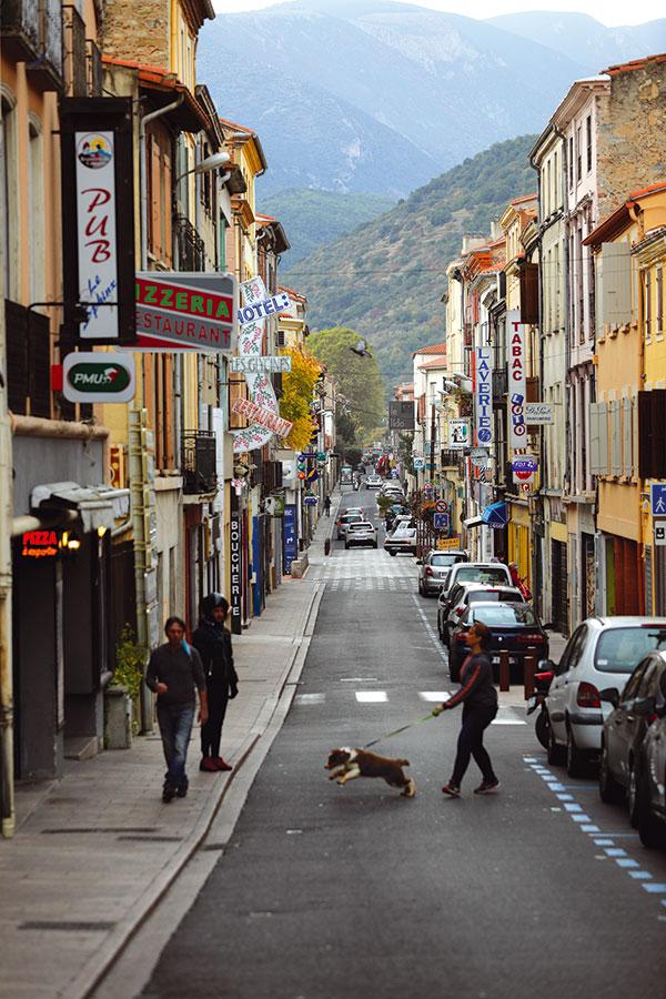 Prades, dans les Pyrénées-Orientales