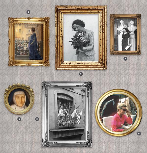 Femmes Toulouse Histoire