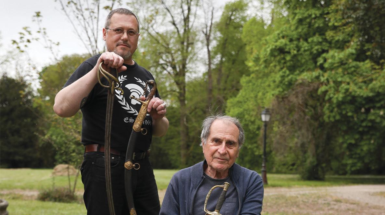 boudu-57-ancetre Yves et Xavier Peres