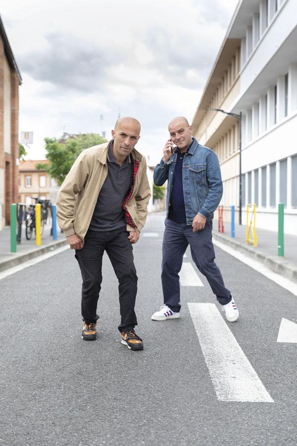 boudu-59-Hakim et Mustapha Amokrane
