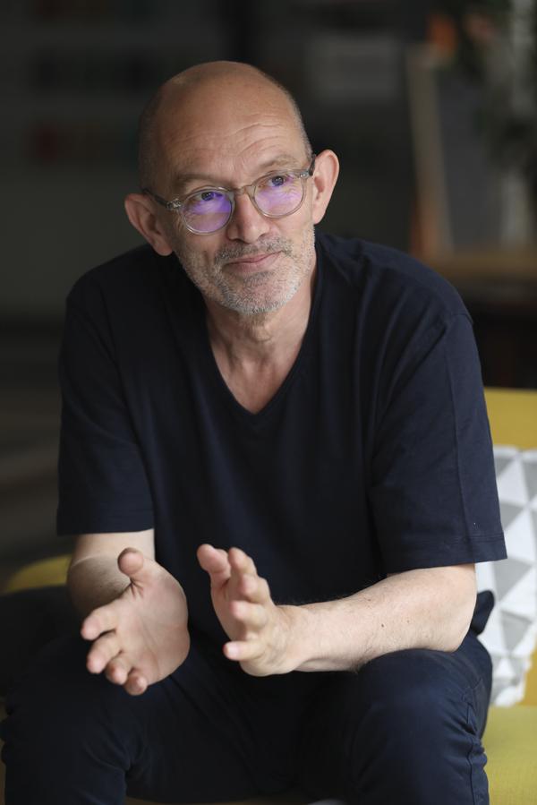 Boudu magazine Laurent Mauvignier