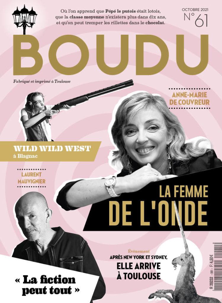 BOUDU magazine n°61 octobre 2021